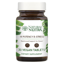 Natural Nutra Hi Potency B-Stress