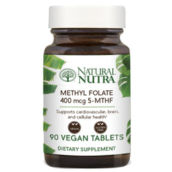 Methyl Folate - Natural Nutra
