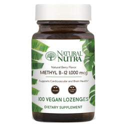 Methyl Vitamin B-12 - Natural Nutra