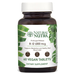 Vitamin B12 - Natural Nutra