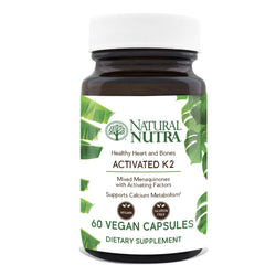 Natural Nutra Activated K2