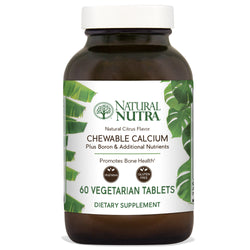 Chewable Calcium - Natural Nutra