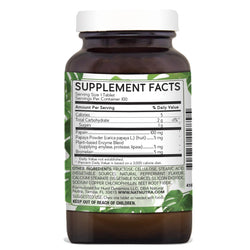 Natural Nutra Chewable Peppermint Enzymes