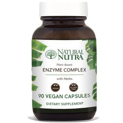 Natural Nutra Enzyme Complex with Herbs