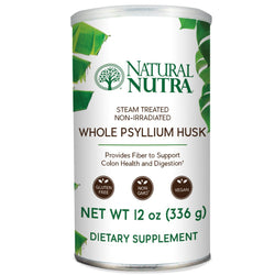 Whole Psyllium Husk - Natural Nutra