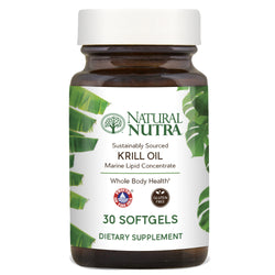 Krill Oil - Natural Nutra