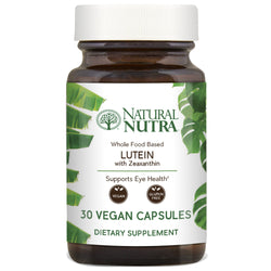 Lutein with Zeaxanthin - Natural Nutra