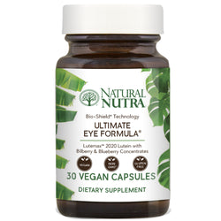 Ultimate Eye Formula - Natural Nutra