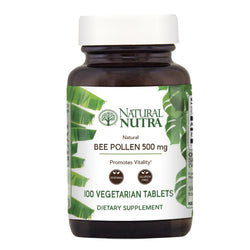 Bee Pollen - Natural Nutra