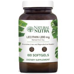 Soy Lecithin - Natural Nutra