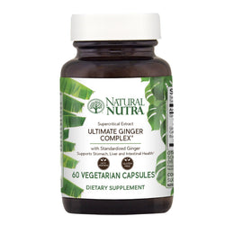 Ultimate Ginger Complex - Natural Nutra
