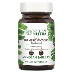 Natural Nutra Turmeric Curcumin with Rosemary