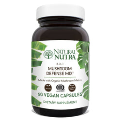 Mushroom Defense - Natural Nutra