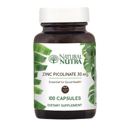 Natural Nutra Zinc Picolinate