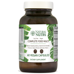 Complete Food Multivitamin - Natural Nutra