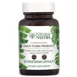 Multi-Flora Probiotic - Natural Nutra