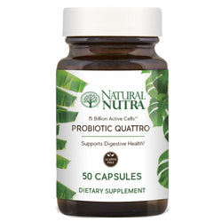 Probiotic Quattro - Natural Nutra