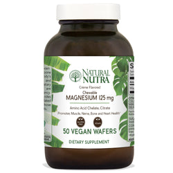 Natural Nutra Chewable Magnesium