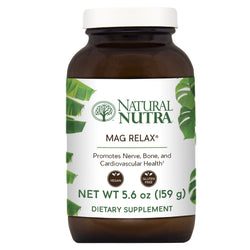 Natural Nutra Mag Relax® Powder