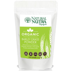 Barley Grass Powder - Natural Nutra