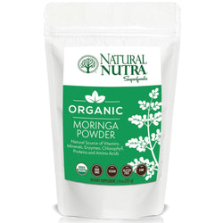 Moringa Powder - Natural Nutra