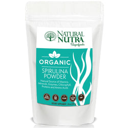Spirulina Powder - Natural Nutra