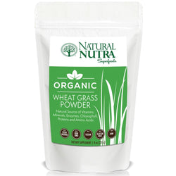 Wheat Grass Powder - Natural Nutra