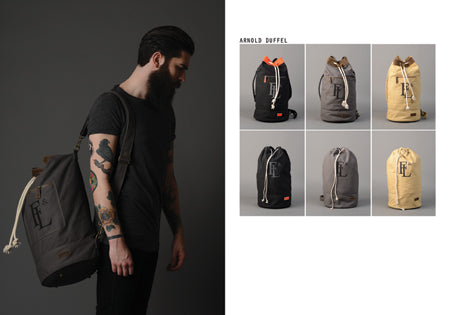 Forbes & Lewis Duffel Bags