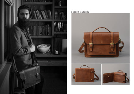 Forbes & Lewis Satchels