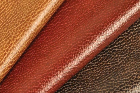 Different type of leather