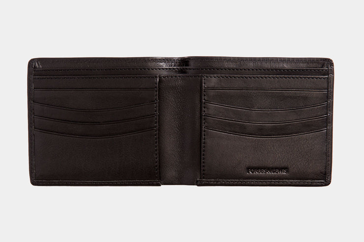 Billfold Wallet Black