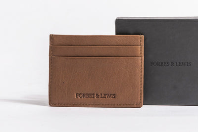 Card Holder Tan