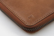 Tunbridge Travel Wallet Tan
