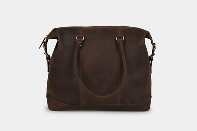 Oxford Holdall Leather