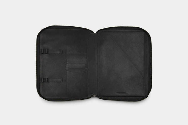 Portsmouth Travelfolio Case Black