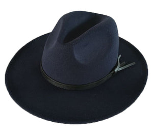 Felt Fedora ( Available in 5 Colors )