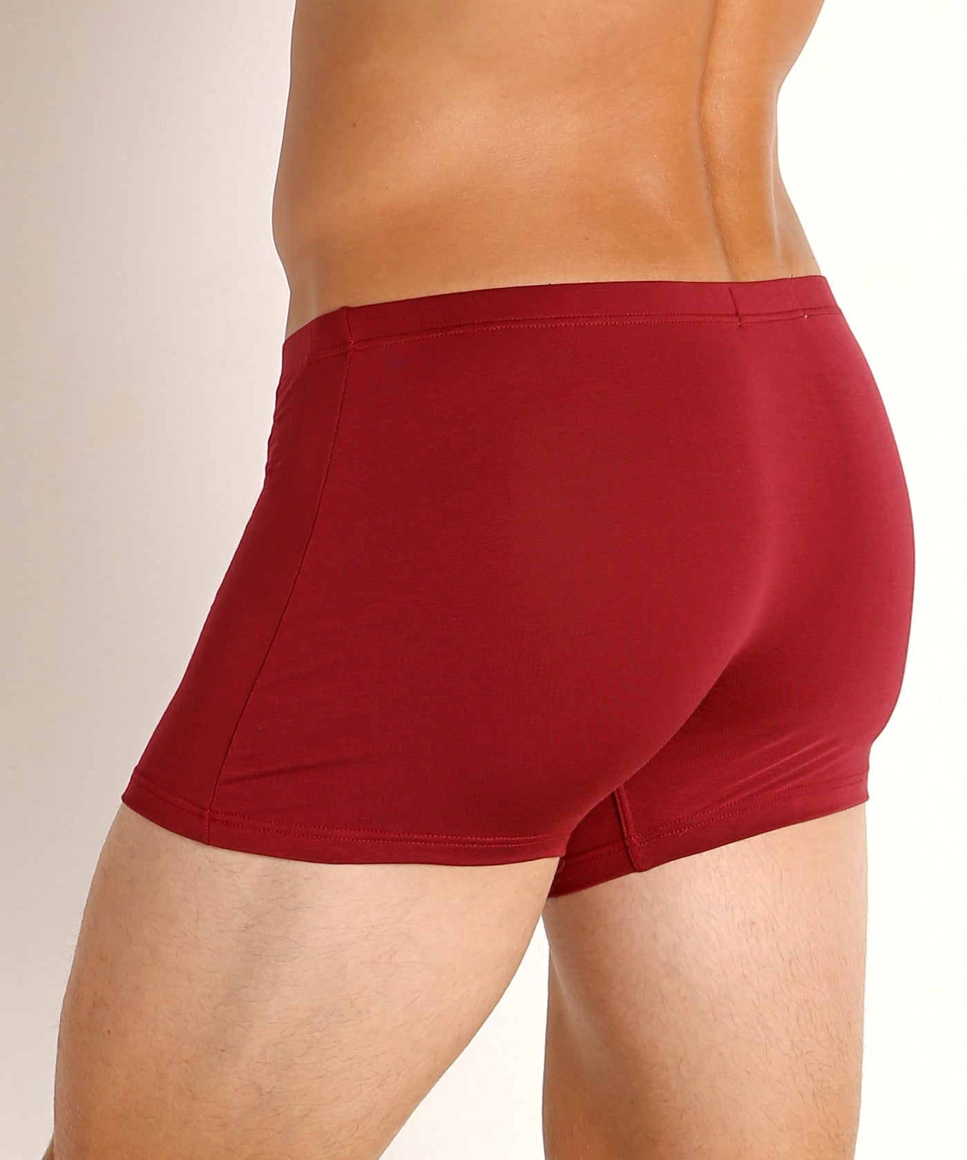 LUX NATURAL POUCH LOW RISE TRUNK