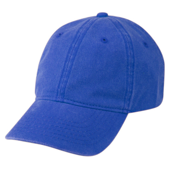 VINTAGE PIGMENT-DYE CAP  ( Available in 5 Colors )