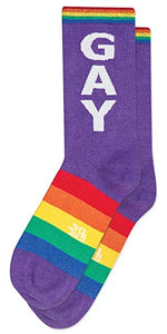 GAY CREW SOCKS