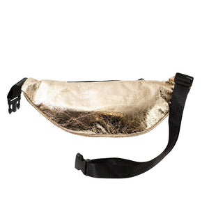CRACKLE FANNY PACK