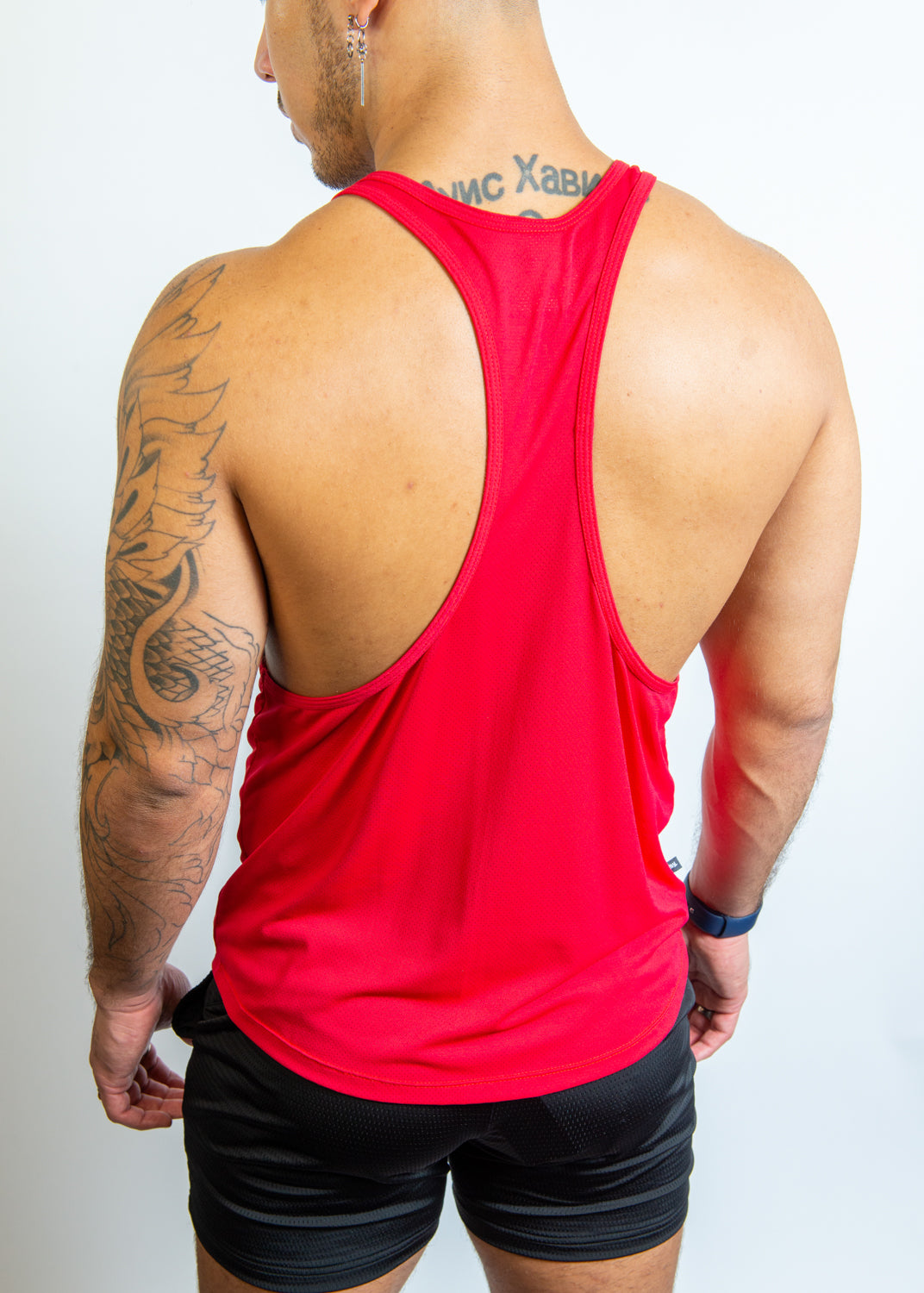 CREATIVE MALE GYM TANK - 5 Colors to Choose From