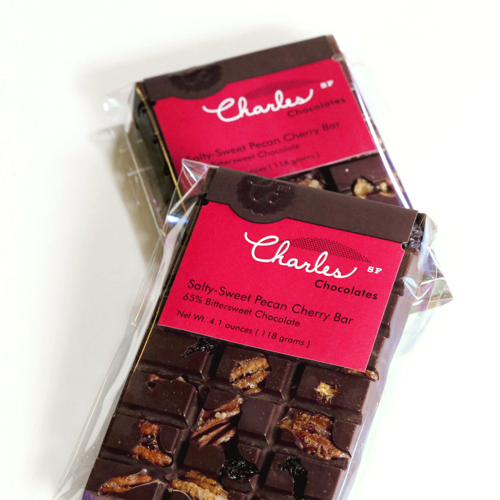 Chocolate Bars | Charles Chocolates
