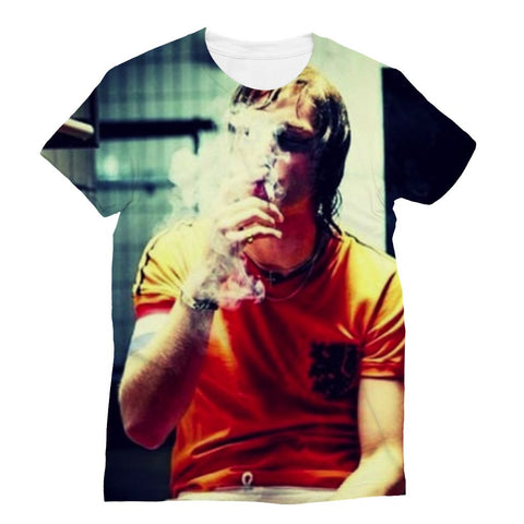 Johan Cruyff Sublimation T-Shirt
