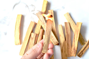 Open Heart Apothecary - Palo Santo Wood Incense