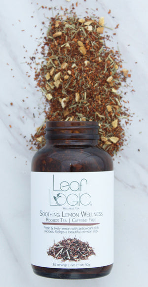 Leaf Logic - Soothing Lemon Wellness