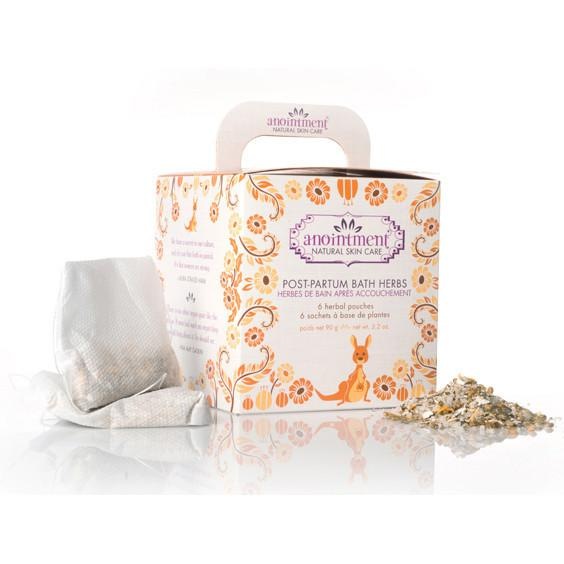 Anointment Postpartum Herbs