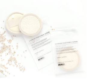 Nash | Jones Loofah Facial Sponge