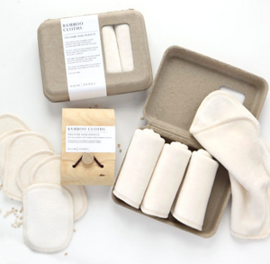 Nash | Jones Bamboo & Fleece Cloths