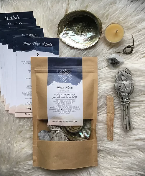 Moon Phase Ritual Kit