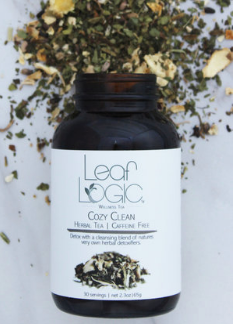 Leaf Logic - Cozy Clean Detox